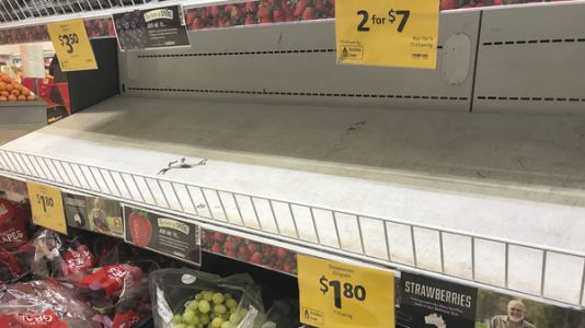 Australians Alarmed After Needles Repeatedly Found In Strawberries