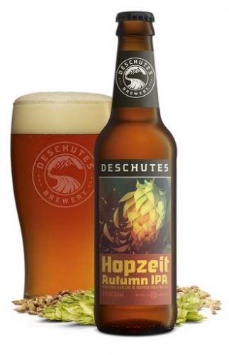Drink of the Week: Deschutes Hopzeit Autumn IPA