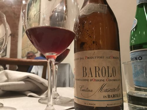 Can a cloudy Barolo from the 70s still be good? Bartolo Mascarello 1974 tasting notes