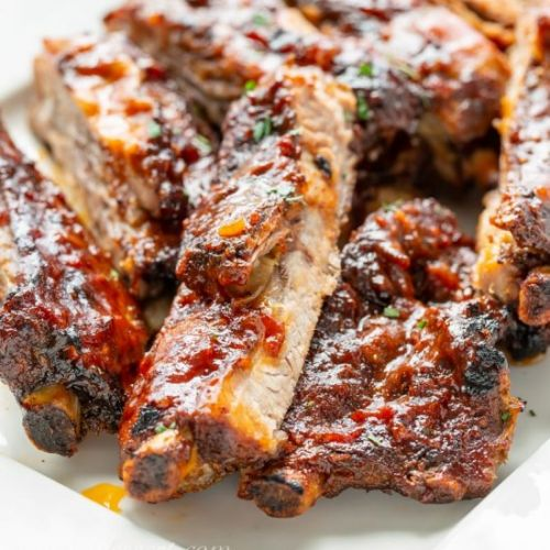 The BEST Slow-Cooker Ribs