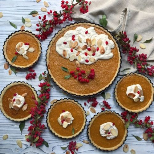 Super Simple Pumpkin Pie