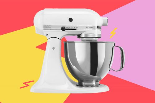 We Found the Best Deals on KitchenAid Mixers This Memorial Day Weekend