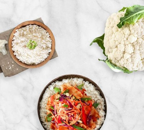 So Much Yum. So Few Carbs. Pei Wei Introduces Cauliflower Rice to Fresh Menu Offerings