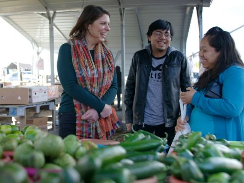 Vivian Howard Will Explore the Diversity of Southern Cuisine on New PBS Show