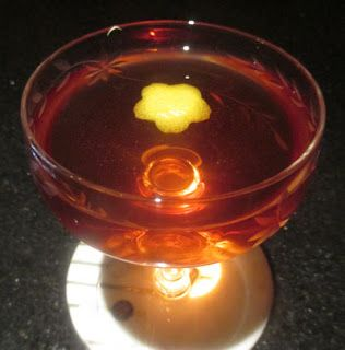 Burdick's cocktail