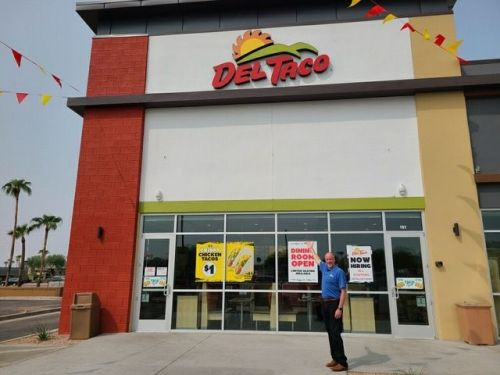 Del Taco's Largest Multi-Unit Franchisee Hits 57 Locations