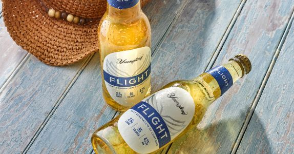 Yuengling's New 'Flight' Lager Takes Aim At Michelob Ultra