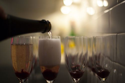 Class Recap: A Very Vegan New Year's Eve Happy Hour with Christina Martin of Cooking to Nourish