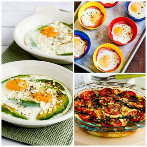Twenty Favorite Low-Carb Breakfast Recipes for Mother's Day Brunch