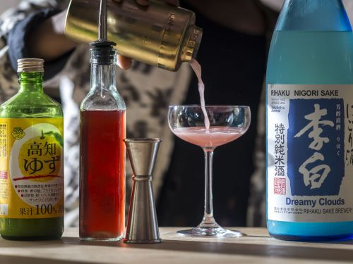 Why Bartenders in America Are Turning to Japanese-Style Bartending