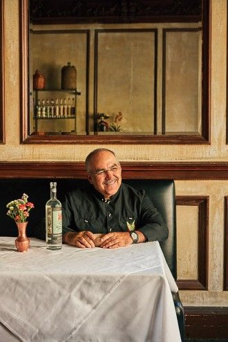David Suro Embraces Tequila's Traditions