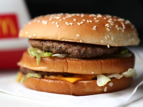 A Meatless McDonald's Burger Is a Given, So What's the Holdup?