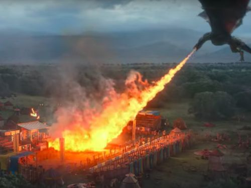 Watch the Bud Light/'Game of Thrones' Crossover Super Bowl Commercial