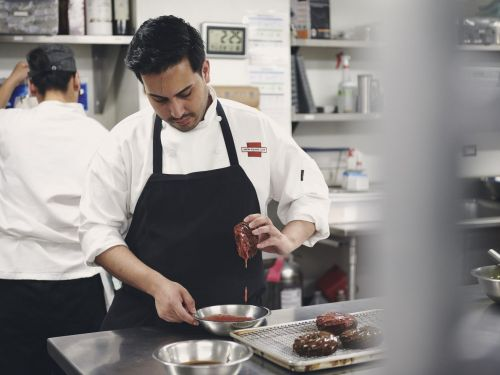 Daniel Alvarez Wants to Pave the Way for Pastry Chefs
