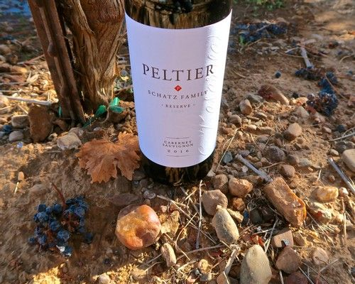 Peltier Winery finds a natural sweet spot in Lodi's Clements Hills for its new Reserve Cabernet Sauvignon