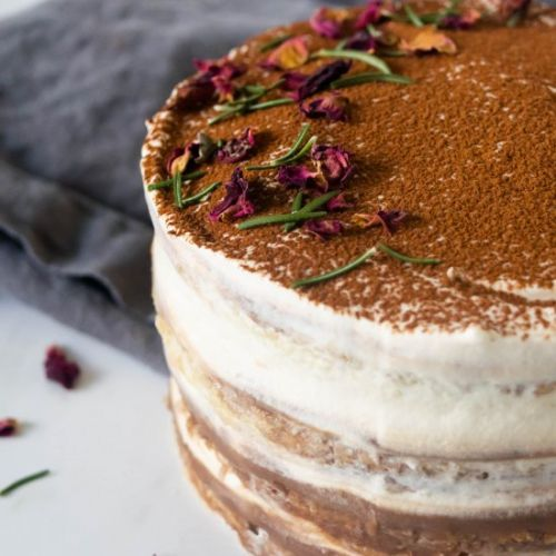 Wilderness Tiramisu