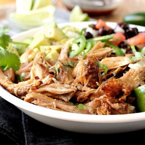 Slow Cooker Chipotle BBQ Pork