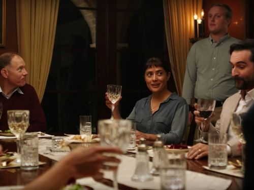 You Should Watch 'Beatriz at Dinner' on Hulu This Weekend