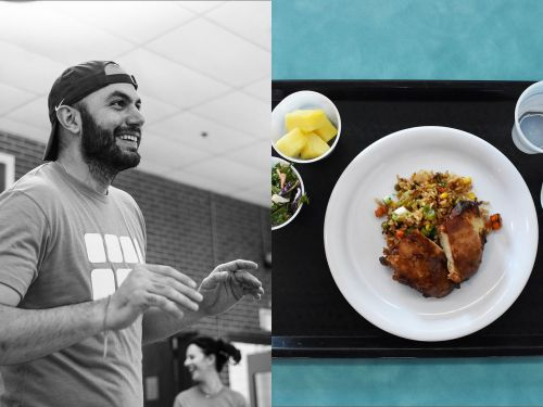 The Former Noma Chef Taking Over School Cafeterias
