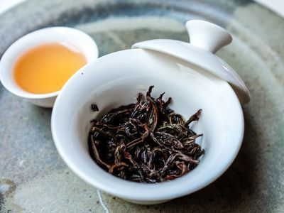 A Perfect Tea-Drunk Day in Southern California