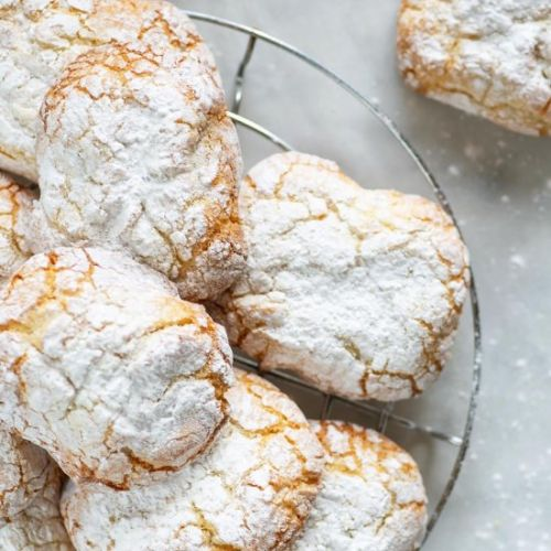 Passover Almond Macaroons