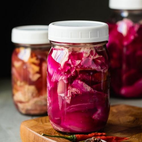 Sichuan Style Fermented Vegetables