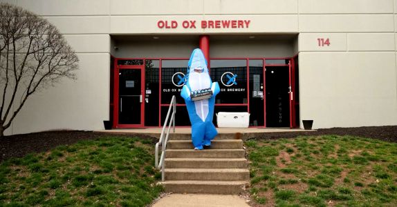 A 'Shark' Will Deliver Your Beer from This Virginia Brewery