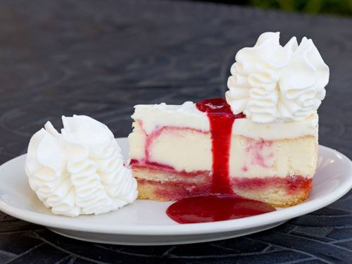 Chaos Erupts Over Free Cheesecake at the Cheesecake Factory
