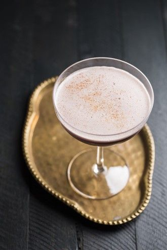 Vaina: A Chilean Holiday Cocktail