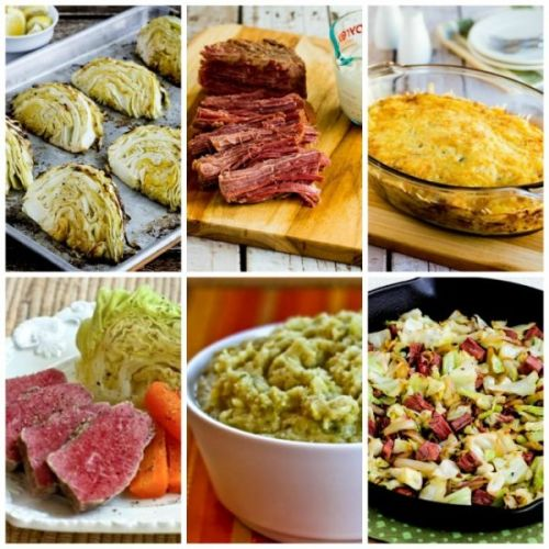 Low-Carb and Low-Glycemic Irish-Inspired Recipes For St. Patrick's Day