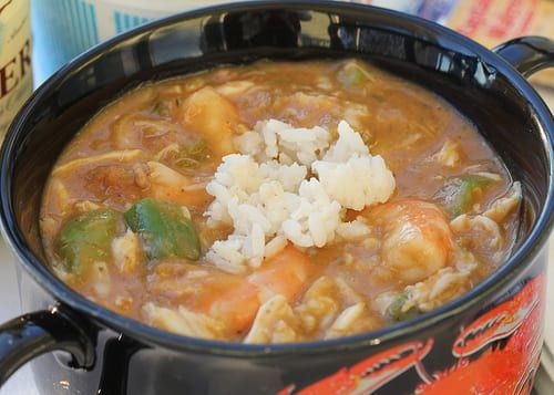 All About Gumbo and a Seafood Gumbo Recipe