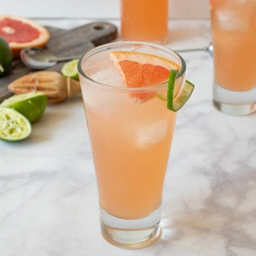 Tequila Paloma Cocktail