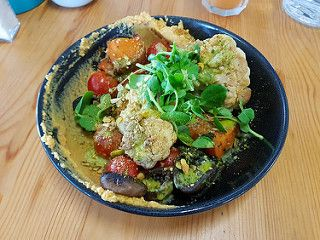 Eating Out: Smug Fig and Let Minnow Cafe