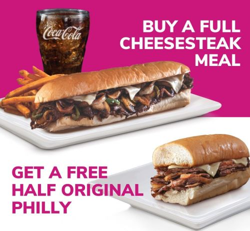 Miami Grill Announces One Day Special Offer to Celebrate National Cheesesteak Day
