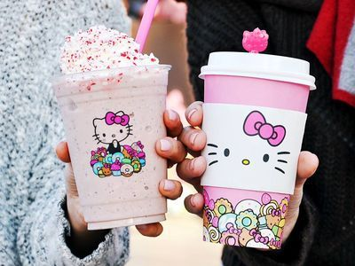 How Sanrio Turned Hello Kitty Into a Food Superstar
