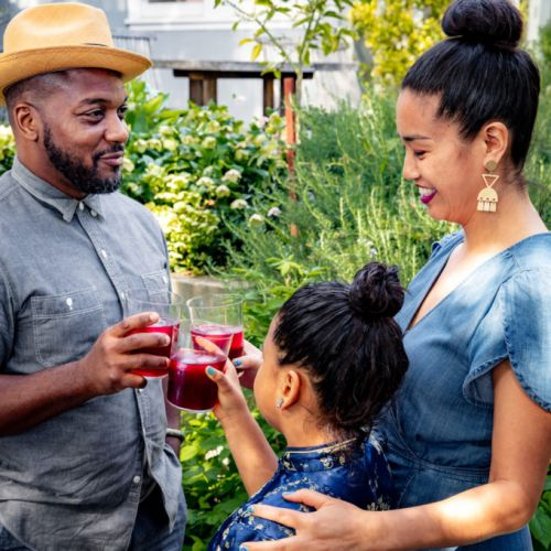 Here's What a Chef, Dad and Plant-Based Food Activist Eats in a Day