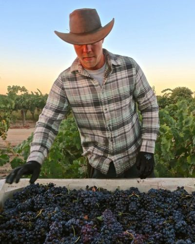 """Michael Klouda's mission to """"save"""" Lodi Zinfandel with his dry style Retro Rosé"""
