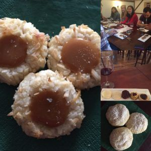 Jul 22: Cookie and Wine Pairing!