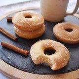 Winter Like Ina Garten With Cinnamon Doughnuts and Mexican Hot Chocolate