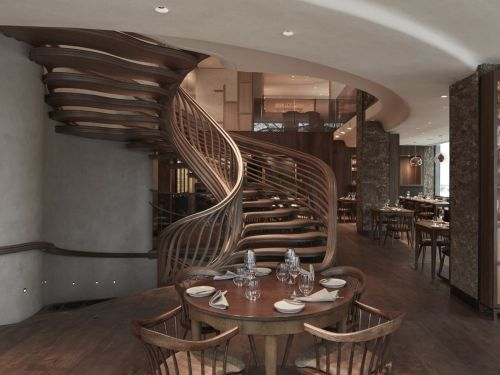 Inside Chef Ollie Dabbous's Hotly Anticipated New London Restaurant
