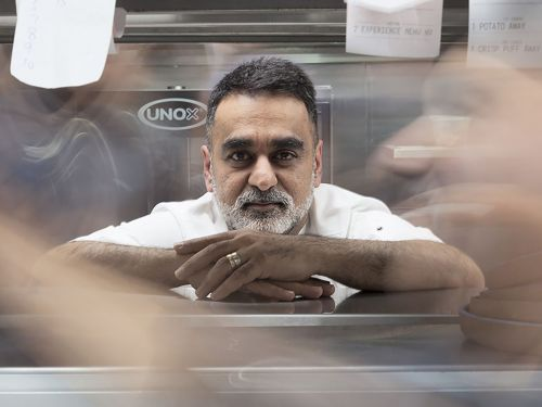 Empire-Building Chef Vineet Bhatia Is the Indian Cuisine Expert on 'The Final Table'