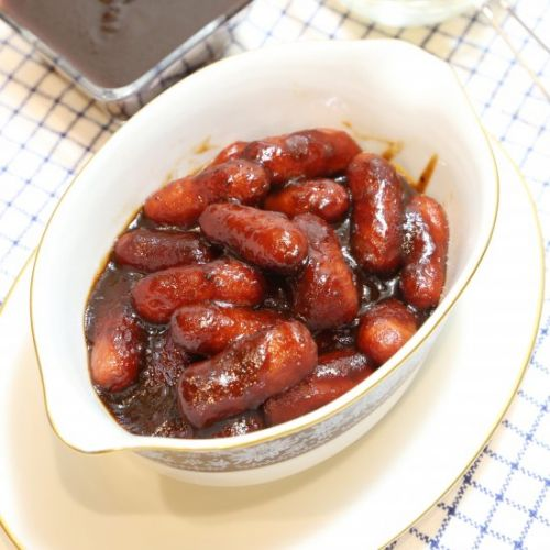 Barbecue Little Smokies Grape Jelly