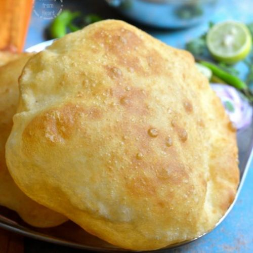 Bhatura | Indian Fried Bread
