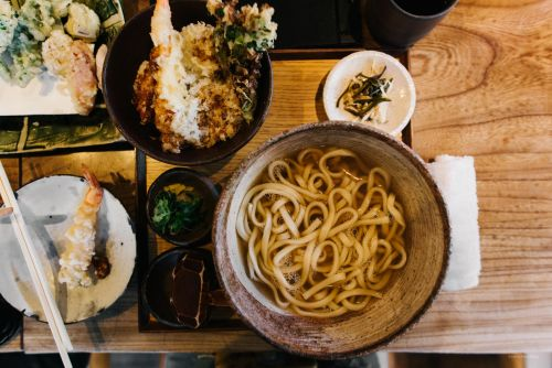Tokyo Food Guide: Where to Eat the Best Udon in Tokyo
