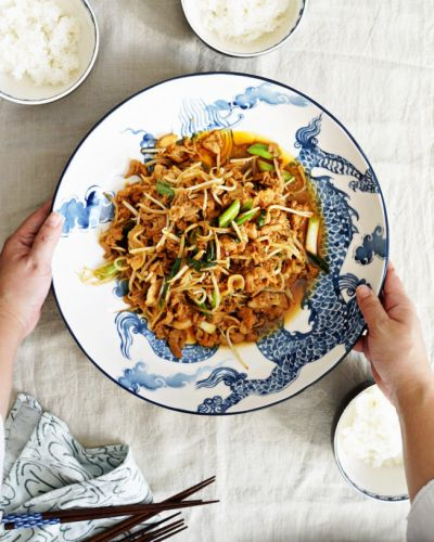 The Easiest Korean Spicy Pork Stir-Fry You'll Ever Make
