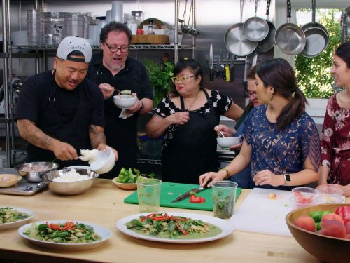 The Best Moments of Netflix's Celebrity-Filled Cooking Series, 'The Chef Show'