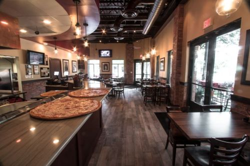 "Russo's New York Pizzeria Rolls Out ""Next Generation Pizza & Italian"" Restaurant Design"