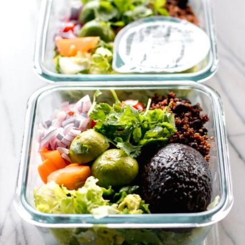 Tex-Mex Lunch Bowls