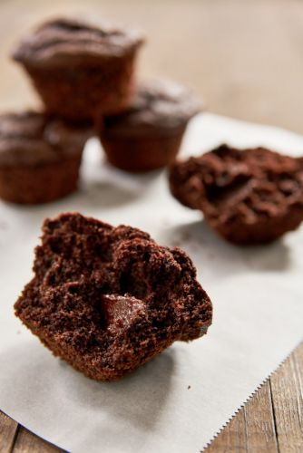 Chocolate Cornbread Muffins Diverse For Every Meal