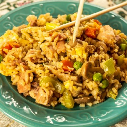 Best Recipe for Fried Rice